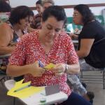 """Oficina """"Preparando a festa para a princesa: um diálogo entre a Arte, a Matemática e a Língua Portuguesa"""""""