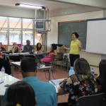 Oficinas de Leitura em sala de aula (13 e 14/03)