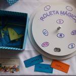 Jogo 'Roleta Mágica'