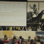 Palestra Profa. Cancionila Cardoso (UFTM) - Produção de textos em espaços escolares e não escolares: uma perspectiva interacionista sociodiscursiva (16/05)