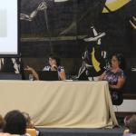 Palestra Profa. Delaine Cafiero (FALE/UFMG): Compreensão na leitura e Palestra Profa. Sara Mourão (FaE/UFMG): Processos Cognitivos na leitura inicial